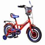 """Велосипед TILLY Vroom 14"""" T-214212 red   blue"""
