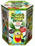"Набір ""GRASS MONSTERS HEAD"" (№GMH-01-01U,02U,03U...08U)"
